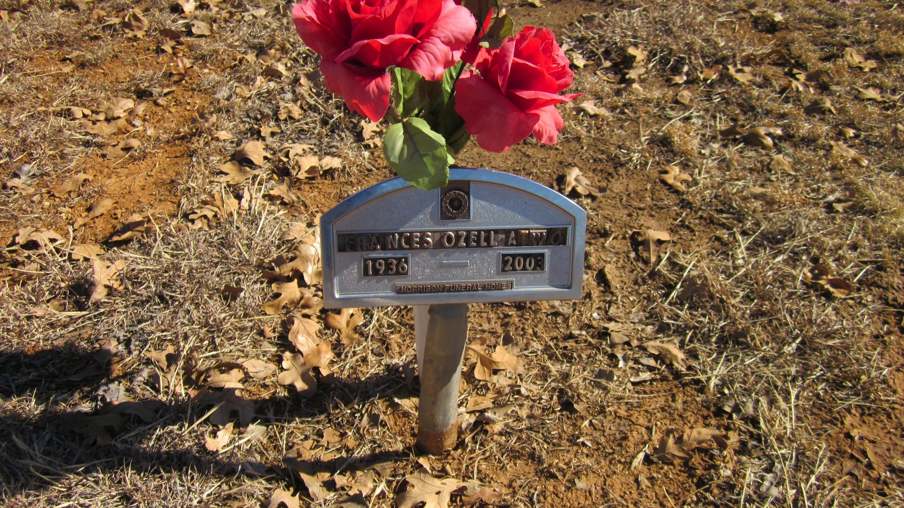 Cottonwood Cemetery Names and Photos, Bryson, Jack County TX, Names A-L