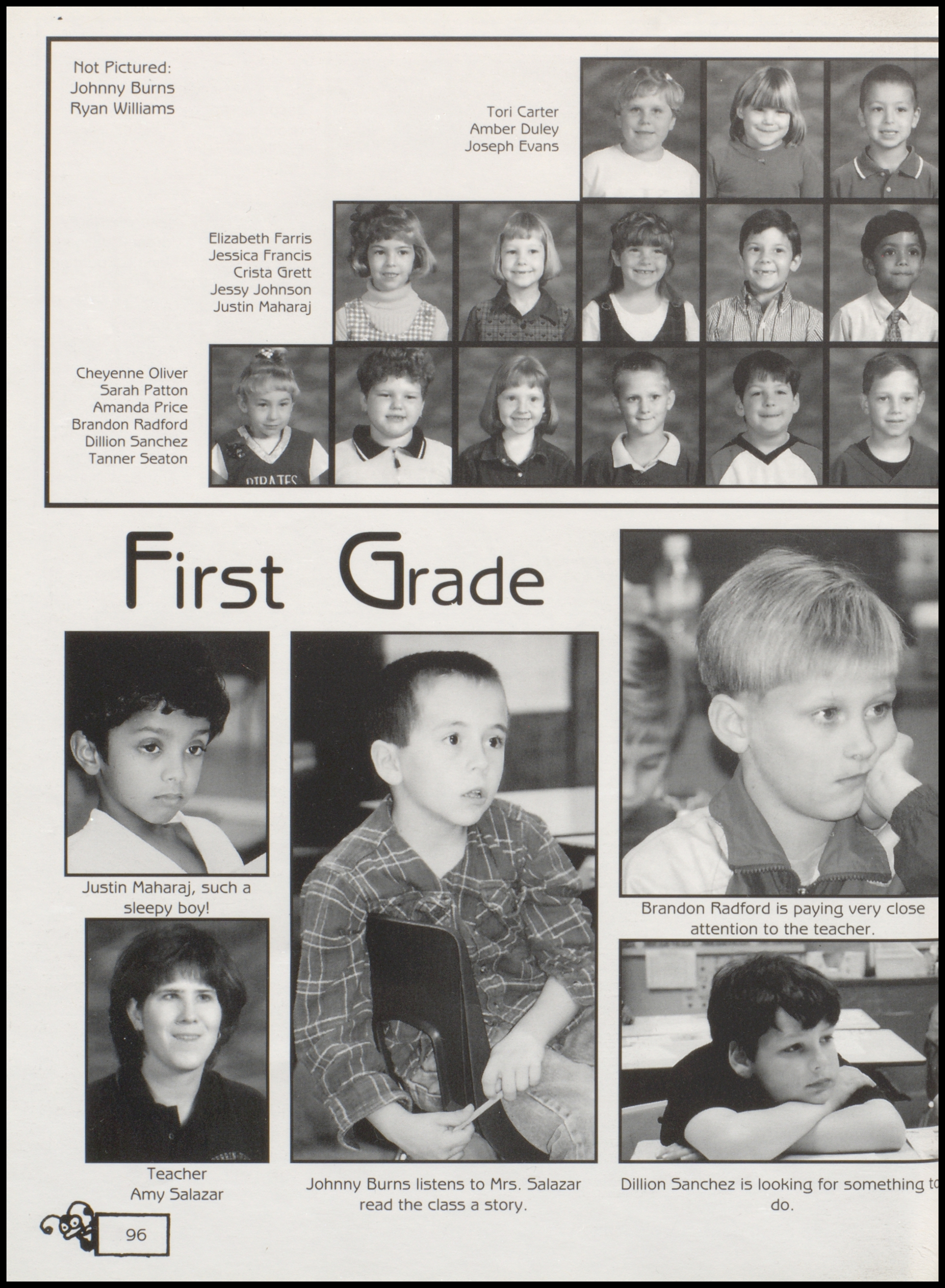 Index Of Names Q Z For The 1980 2012 Perrin Tx School Yearbooks